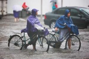 377 китайцев погибло с начала года из-за дождей