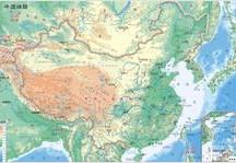 Рельеф Китая