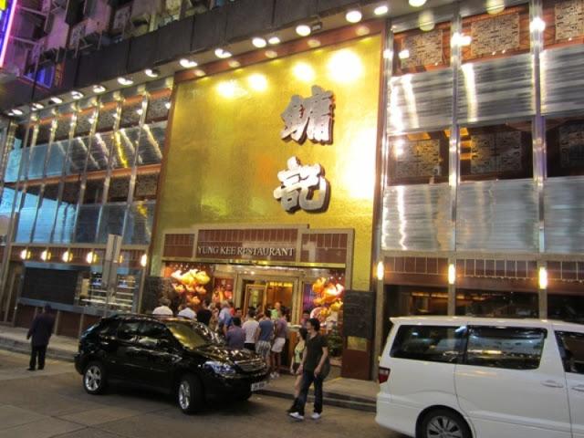 7 лучших ресторанов Гонконга