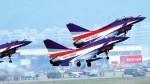 Две новые модели истребителей Китая дебютируют в Чжухай