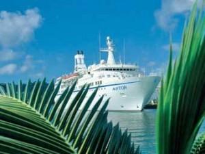 700 тысяч китайцев воспользуются услугами круизных лайнеров до конца года