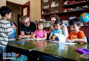 В Китае насчитывается 542 тыс детей-сирот