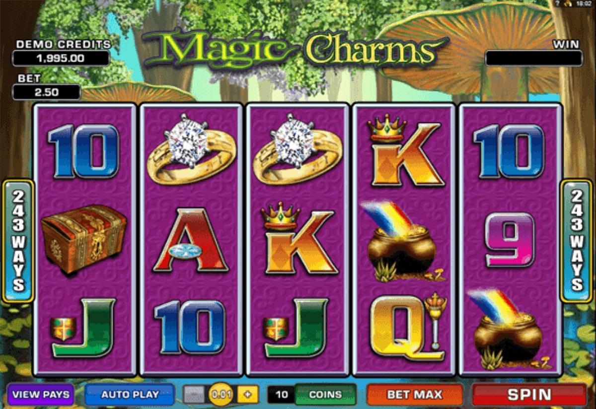 слот Magic Charm