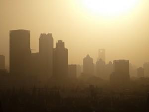 смог над  пекином1