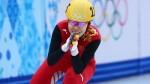 Победы китайских спортсменок в Сочи