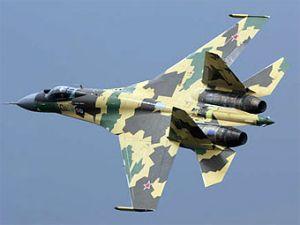 На авиасалоне в Чжухае Россия представит истребитель Су-35