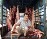 Китайская свинина выходит на рынок России