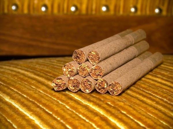 О курении в Китае
