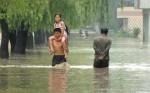 870 тыс. пострадавших от тайфуна в Чжэцзяне