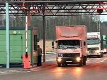 Начал действовать облегченный режим таможенного контроля на китайско-российской границе