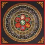 В Пекине открылась выставка тибетской живописи