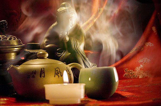 Чайные традиции в Китае ч.1