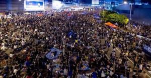 Китай заражает вирусами телефоны протестующих в Гонконге