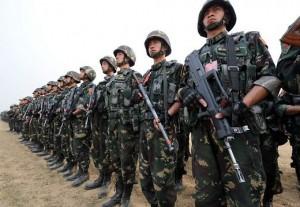 Китай готовится к войне с терроризмом