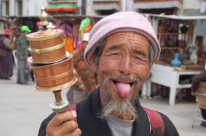 На Тибете уменьшается доля малоимущего населения