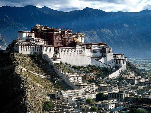 Святыни Тибета