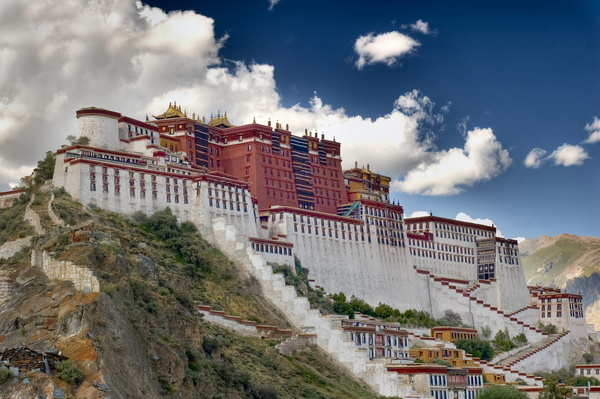 Туристическая торговая палата начала действовать в Тибетском автономном районе