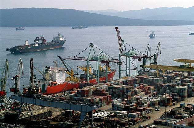 Внешний товарооборот Китая начал расти