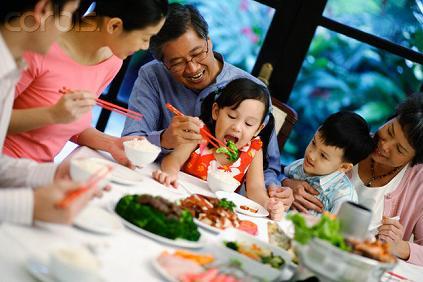 Традиции китайского застолья