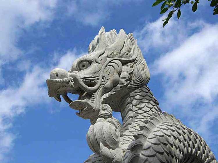 Дракон - символ китайского народа