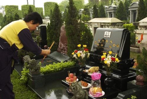 Традиции праздника Цинмин