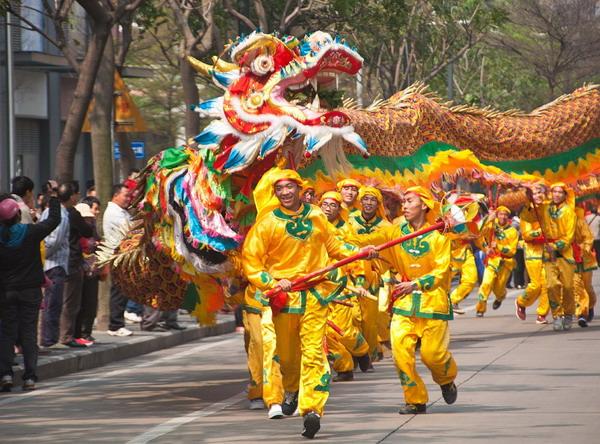 Китайские танцевальные традиции