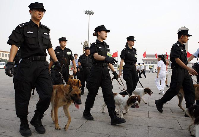 Как обеспечить собственную безопасность при посещении Китая
