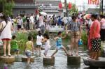 Улица «Яньчэн Шуйюнь» открыта в Хуайжоу