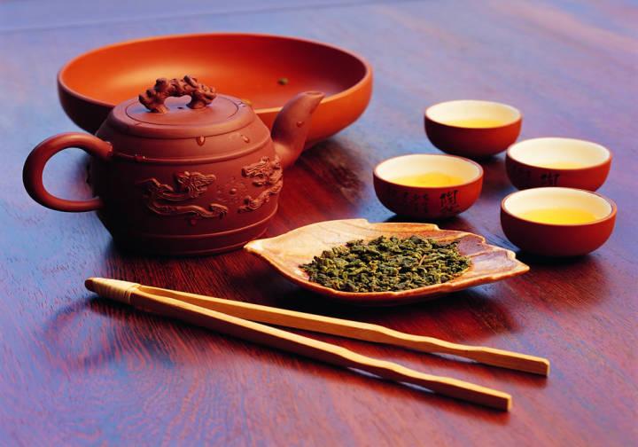 Китайский чай Улун