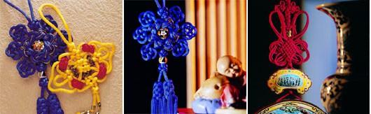 Чжунгоцзе – традиции плетения узелков в Китае