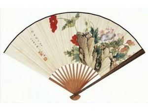 Традиционный китайский веер - история в 3 тысячи лет