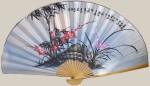 Традиционный китайский веер — история в 3 тысячи лет