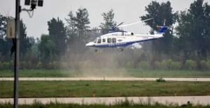 В Пекине запустили 8 патрульных вертолетных маршрутов
