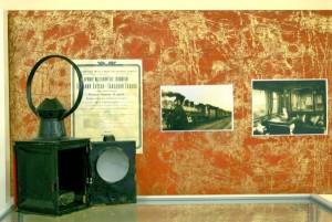 Открылась выставка, посвященная Китайско-Восточной железной дороге