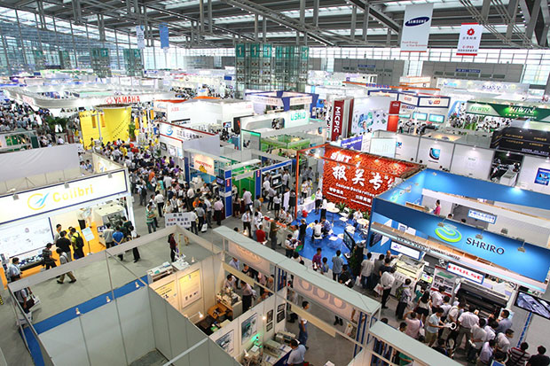 7 самых интересных промышленных выставок апреля в Китае