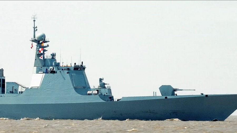 """5 """"китов"""" китайских ВМС"""