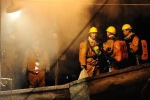 Завершены поисково-спасательные работы после взрыва в городе Чанчжи