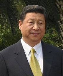 Предсетатель Китая (президент) Си Цзиньпин - Xi-Jinping