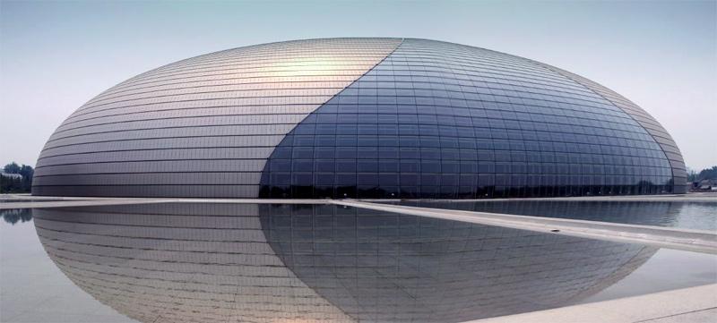 Самые необычные здания Китая