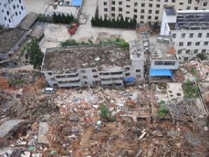 3143 человека находится в больнице после землетрясения в уезде Лудянь