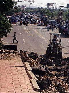 Самые разрушительные землетрясения в истории Китая