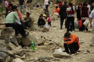 136 тысяч долларов собрали жители Лаоса для китайцев, пострадавших от землетрясения