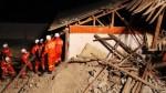 С уездом Цзингу, пострадавшем от землетрясения, восстановлена связь