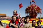 В Китае подходит к концу Золотая неделя